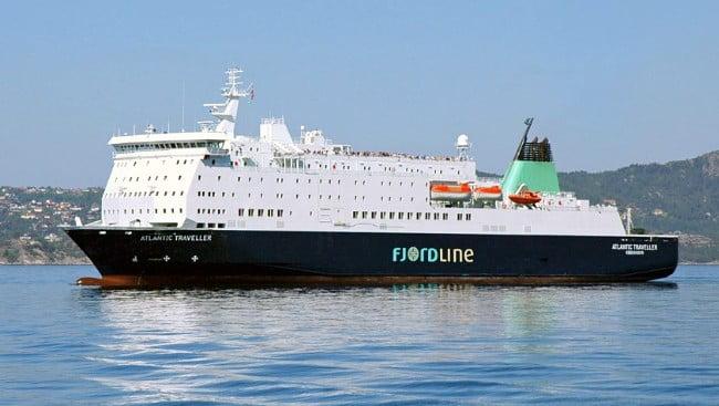 Ferry a Noruega