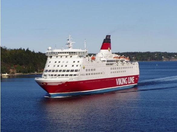 Ferry a Suecia