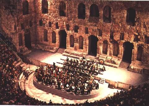 Festival de Atenas