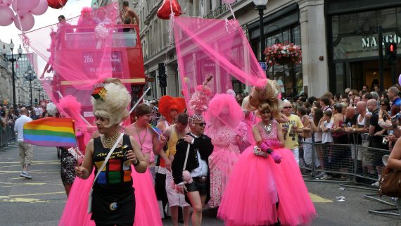 Festival del Orgullo o Pride London en julio