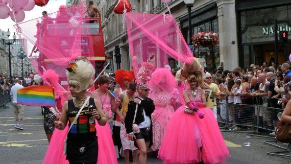 Festival del Orgullo o Pride London en julio
