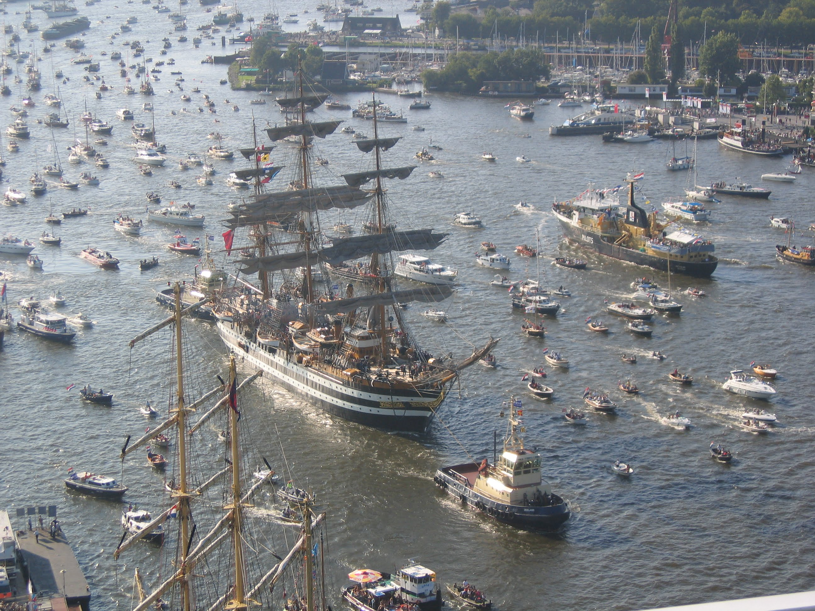 Festival Sail Ámsterdam