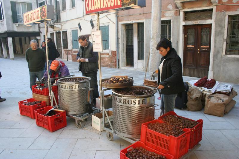 Fiesta de la Salud, Venecia