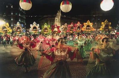 Fiesta de los Santos Populares de Lisboa