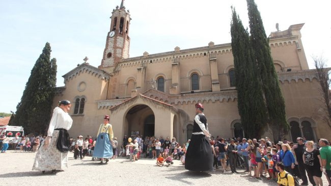 サバデルのAplec de la Salutフェスティバル