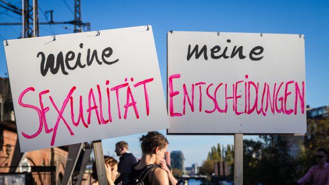 Fiesta del Orgullo Gay en Berlín