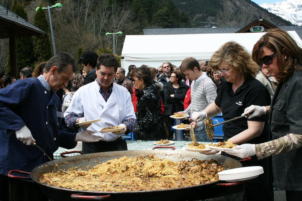 Fiesta en Andorra
