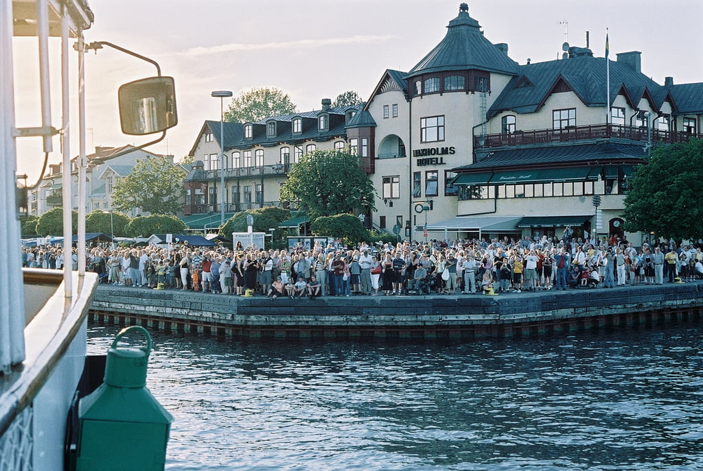 Fiesta en Estocolmo