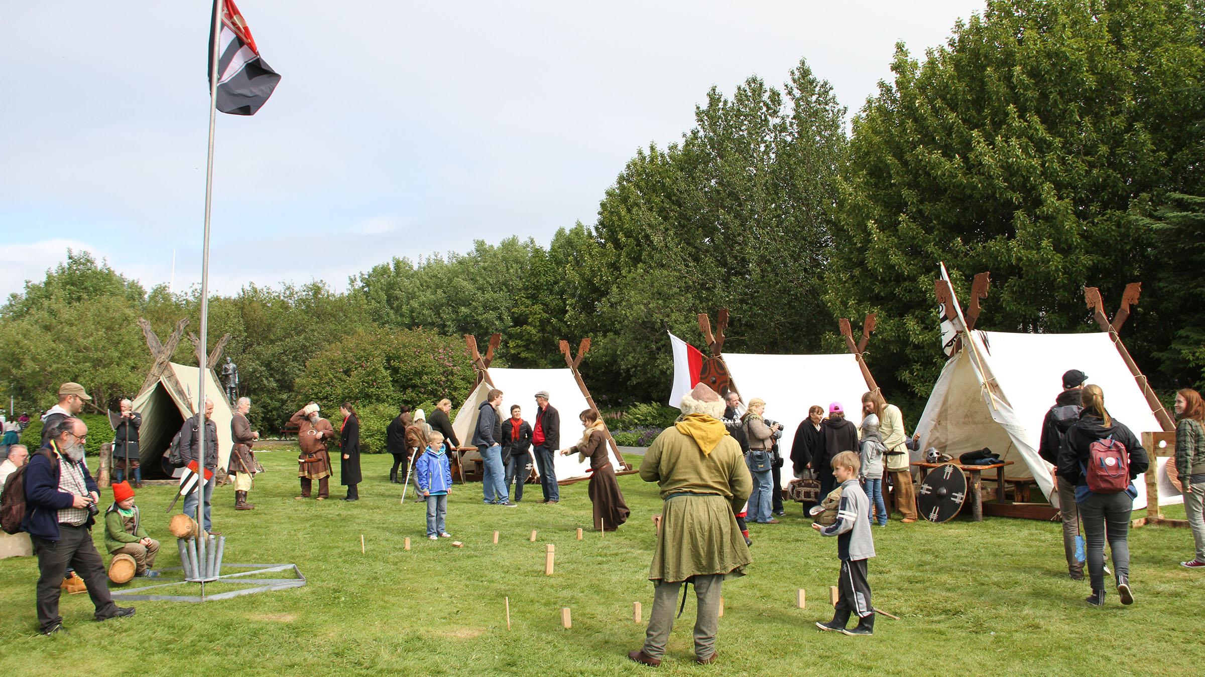 Fiesta de Islandia