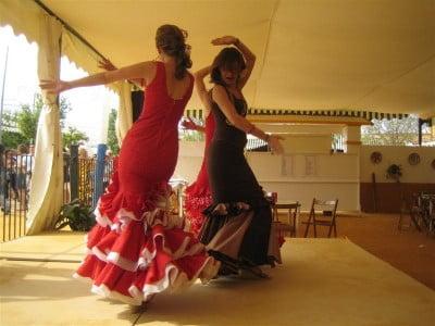 Fiesta y flamenco
