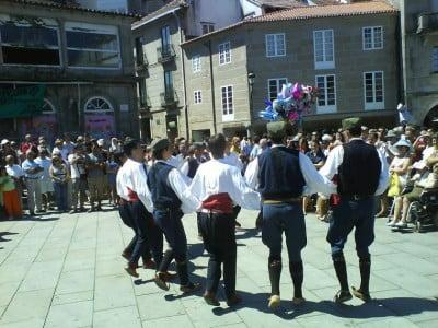 Fiestas de la Peregrina, Pontevedra
