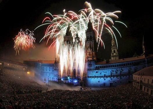 Fiestas, Santiago de Compostela