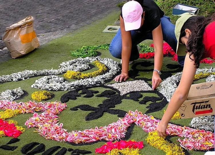 Fiestas -tradicionales de Tenerife