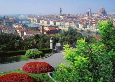 Florencia en primavera
