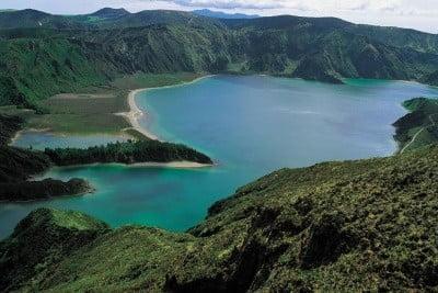 Isla de São Miguel, Azores, Portugal.
