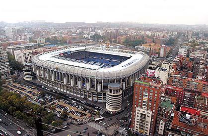 """Fotos del """"Tour al Estadio Santiago Bernabéu"""""""