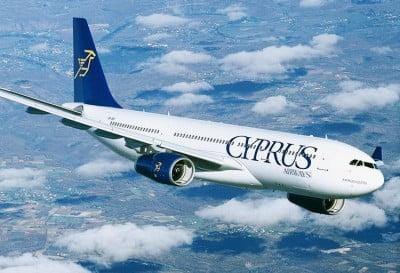 Foto aerolínea Chipre