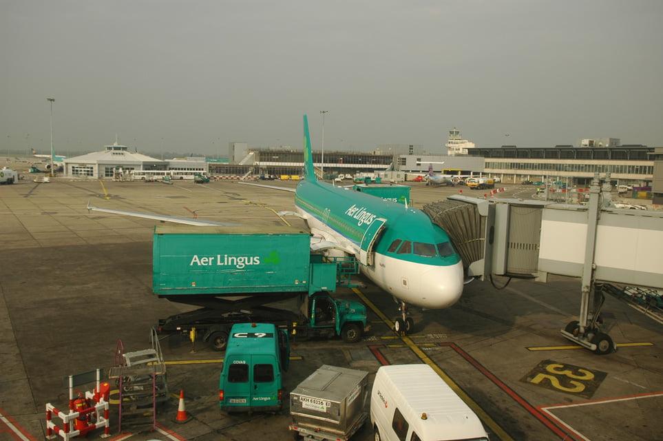 Foto Aeropuerto de Dublín