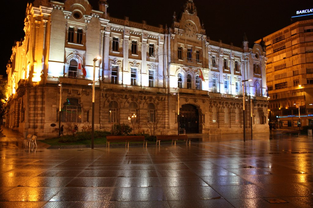 Foto del Ayuntamiento de Santander