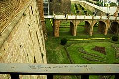 Foto Castillo de Montjuïc en Barcelona