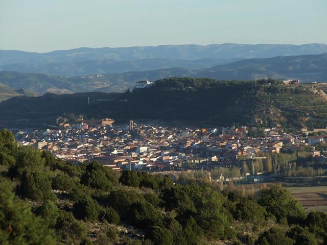 Foto panoramica de Andorra