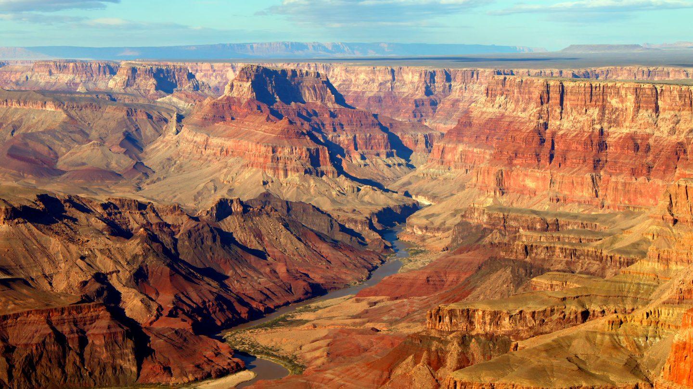 Fotos del Gran Cañon, Viajes por los Estados Unidos