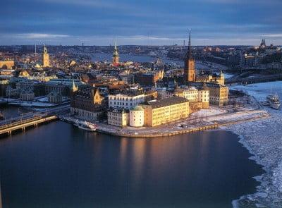 Foto de Estocolmo en Suecia