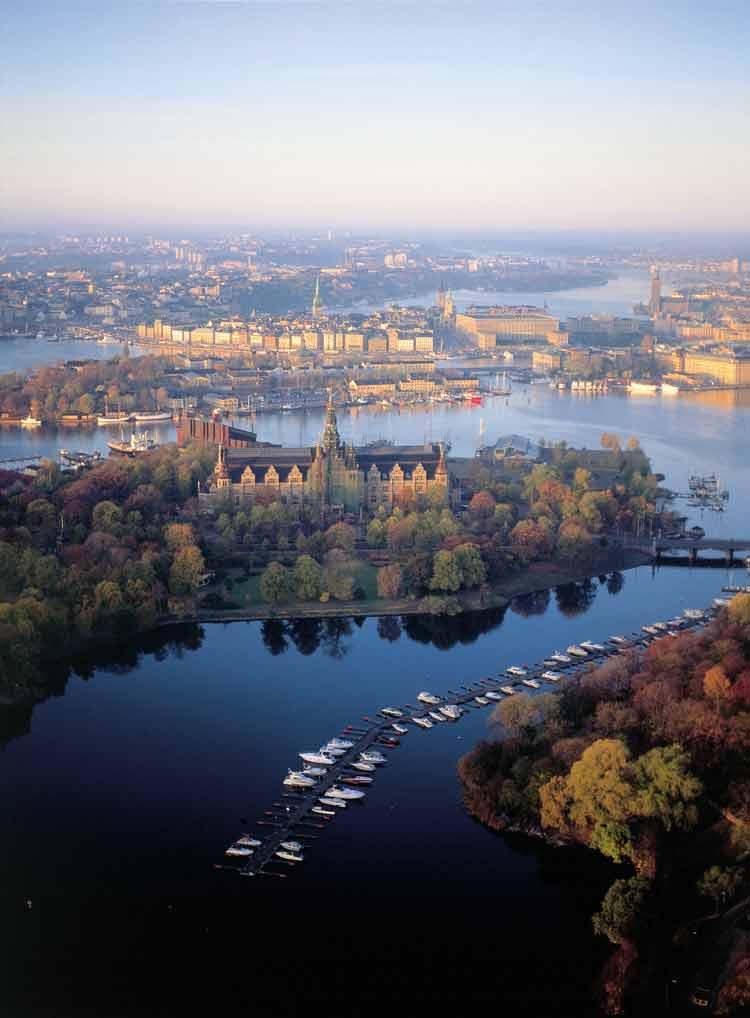 Viaje a Estocolmo, la capital de Sueca