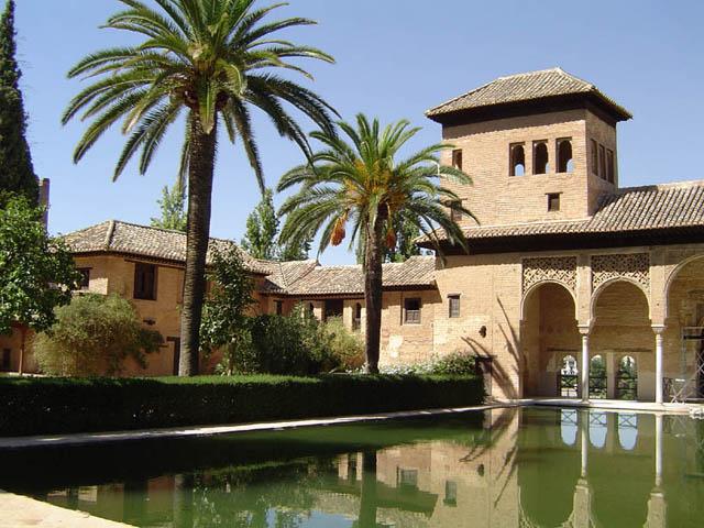 Foto de la Alhambra, Granada, Andalucia