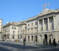 Casa de la Ciutat en Barcelona