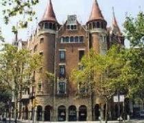 Casa Terrades en Barcelona