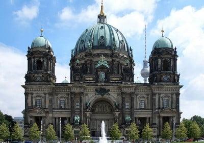 Fotografía de la Catedral de Berlin