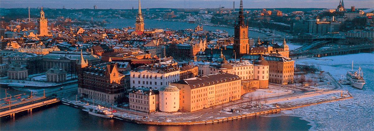 FotoS de la ciudad de Estocolmo