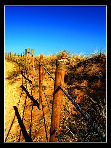 Foto de la Entrada a la Playa de Somo