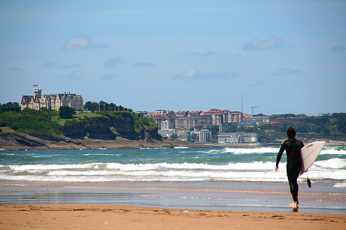 Foto de la playa Somo
