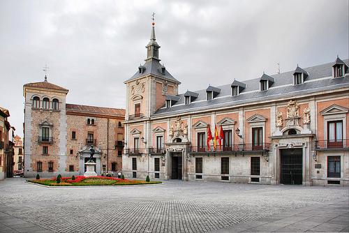 Foto de la Plaza de la Villa, Madrid