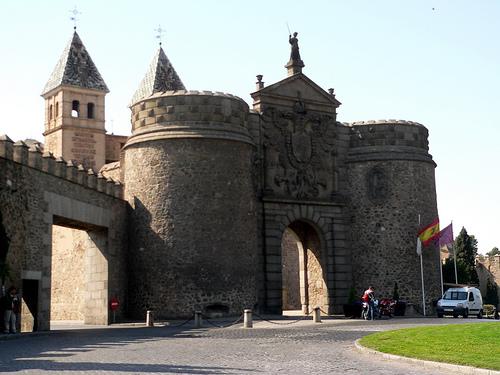 Foto de la Puerta a Toledo