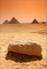 Fotografias de las Piramides de Giza, Egipto