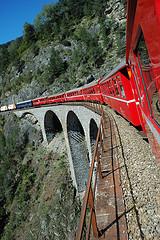 Foto de  Trenes de Suiza