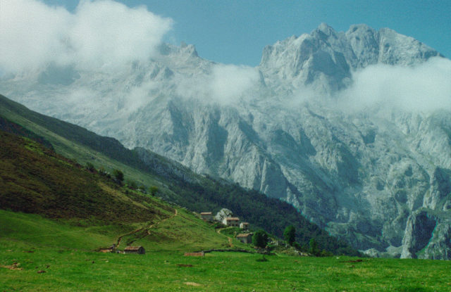 Fotos de los Valles de Los Picos de Europa