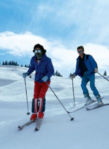 Ski, Deporte Extremo