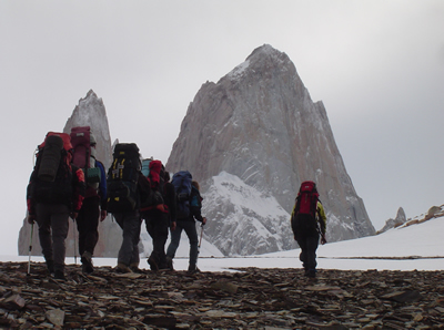 Foto de Trekking en el Chalten