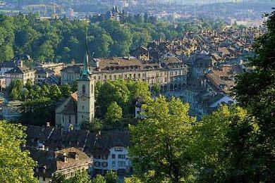 Foto de zurich capital de Suiza