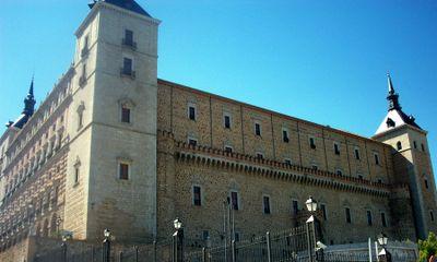 Foto del Alcazar de Toledo