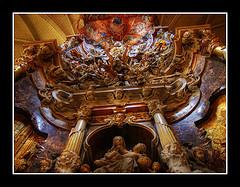 Foto del Altar de la Catedral de Toledo