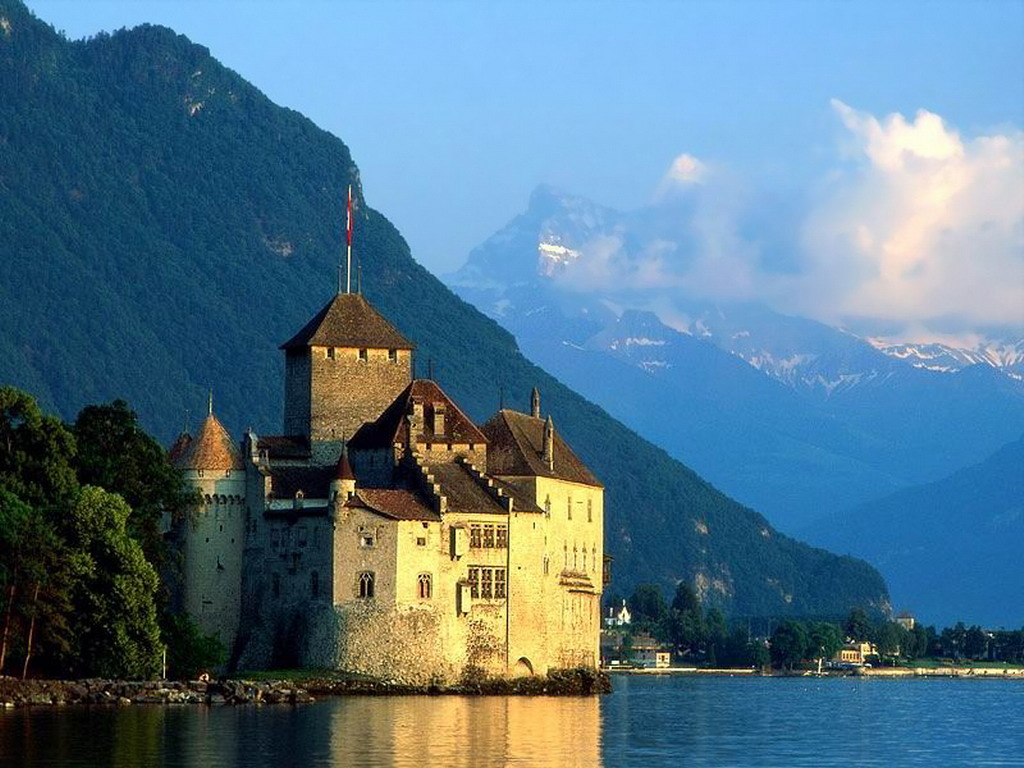 Fotos del Castillo de Chillon, Suiza