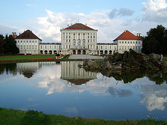 Foto del Castillo Nymphenburg, Munich, Alemania