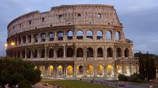 Foto del Coliseo Romano, Roma
