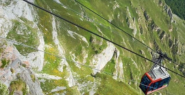 Foto del Funicular de Picos de Europa