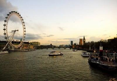 Foto del London Eye, Londres